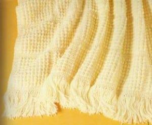 pattern for cobblestone afghan, crochet, yarn, needlework
