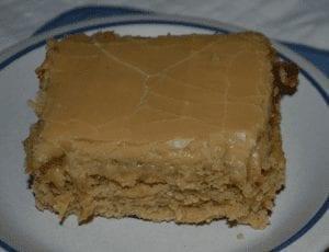 Best Ever Peanut Butter Sheet Cake