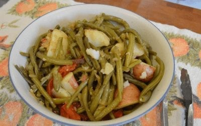 Country Green Beans – Summertime Delight