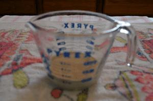 grannie geek, yeast, water,sugar