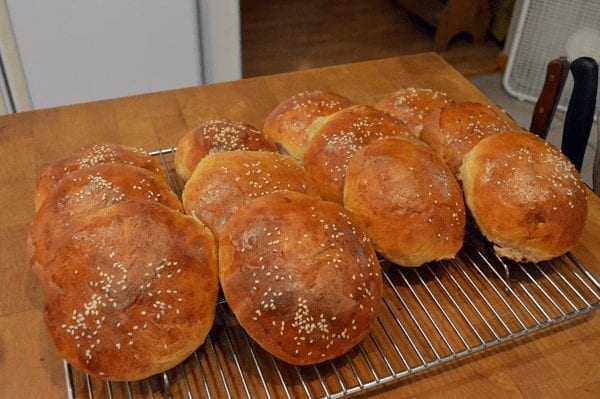 Outstanding Homemade Hamburger Buns