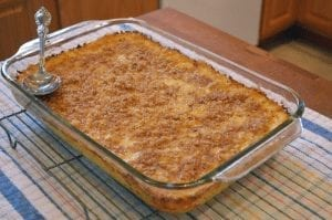 Mrs. Swedo's Potato Casserole