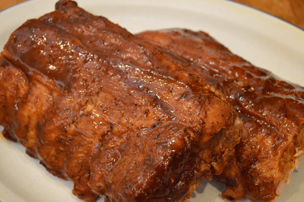 Grannie Geek: Luscious Oven Baked Baby Back Ribs