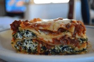 Uncle Vito's Stuffed Lasagna