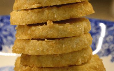 Almond Orange Cookies – Orange Sable Cookies