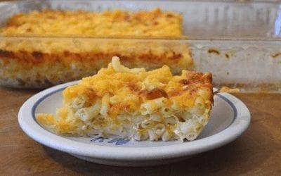 John Legend Mac 'n Cheese