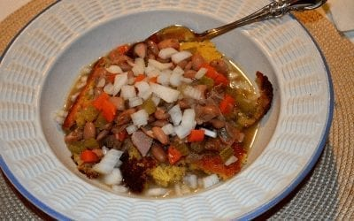 Old Fashioned Ham & Bean Soup