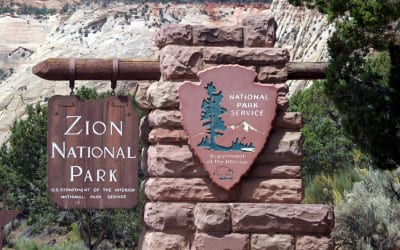Our Trip to Zion National Park