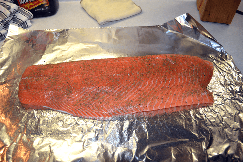 at mimi's table salmon filet seasoned