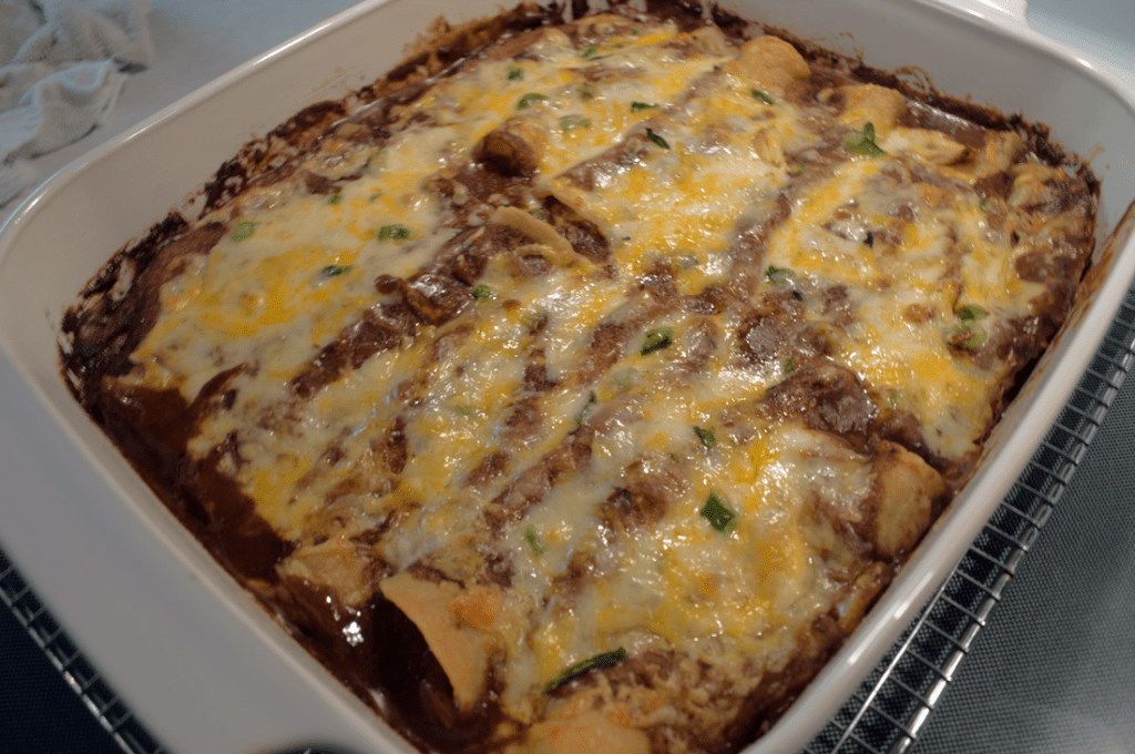 at mimi's table ultimate cheese enchiladas jeff mauro