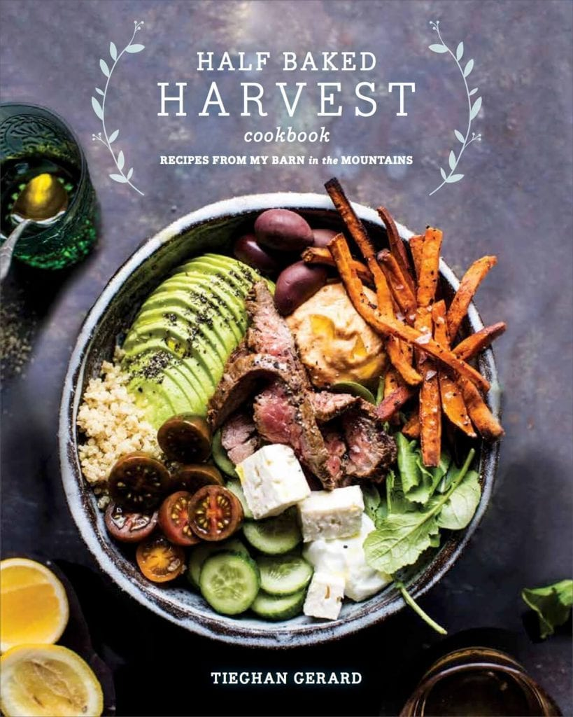at mimi's table half baked harvest cookbook