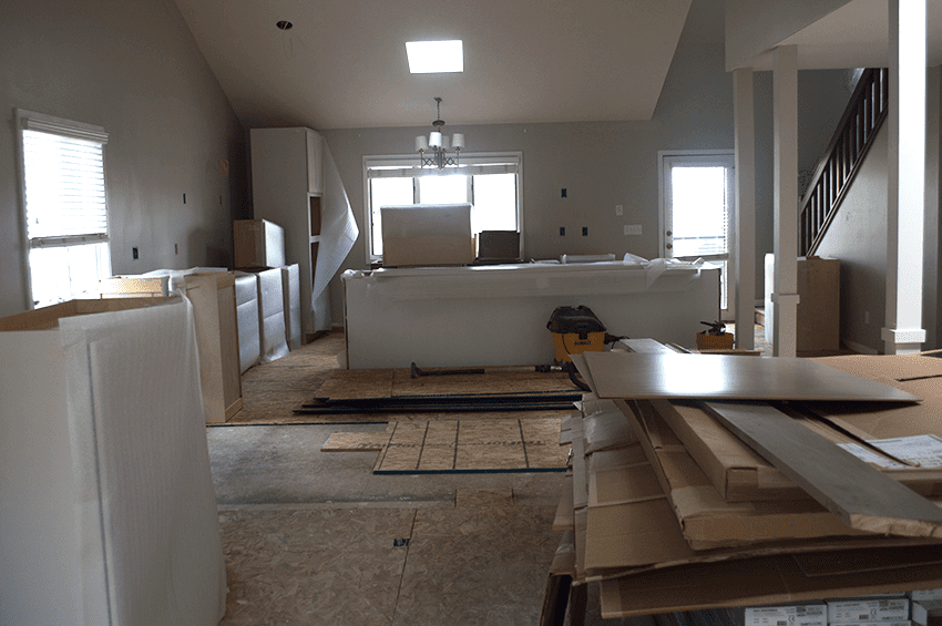 Mimi's Kitchen Remodel Part Three: The Good, The Bad, and The Ugly